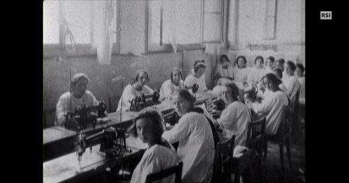 I convitti industriali: una particolarità dell'emigrazione femminile
