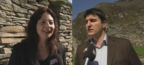 Previsione di voto sull'aggregazione in Val Bregaglia