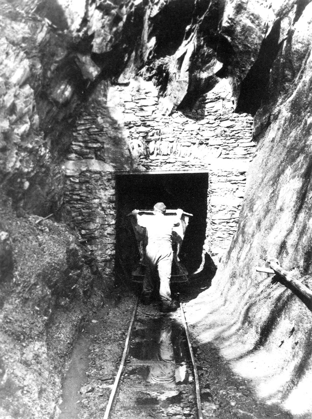 Le miniere del Malcantone