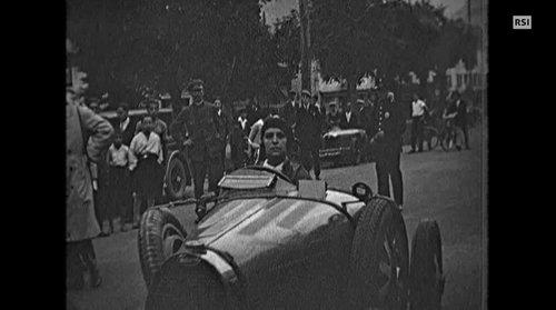 Il Ticino dei motori tra il 1927 e il 1958