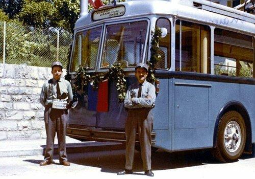 Inaugurazione linea Bus Lugano-Cinquevie