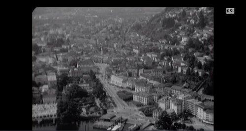 I centri delle città — Locarno
