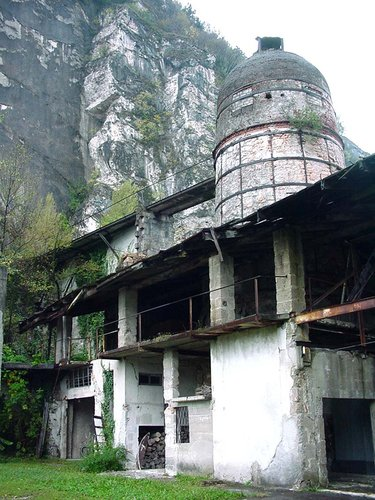 La fornace di Caslano