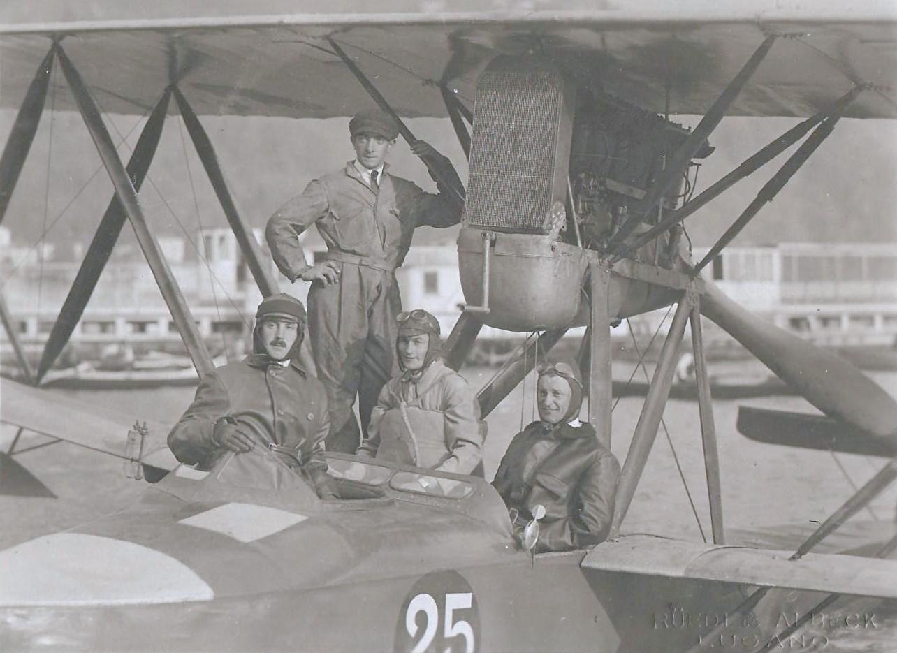 Idrovolante 1920