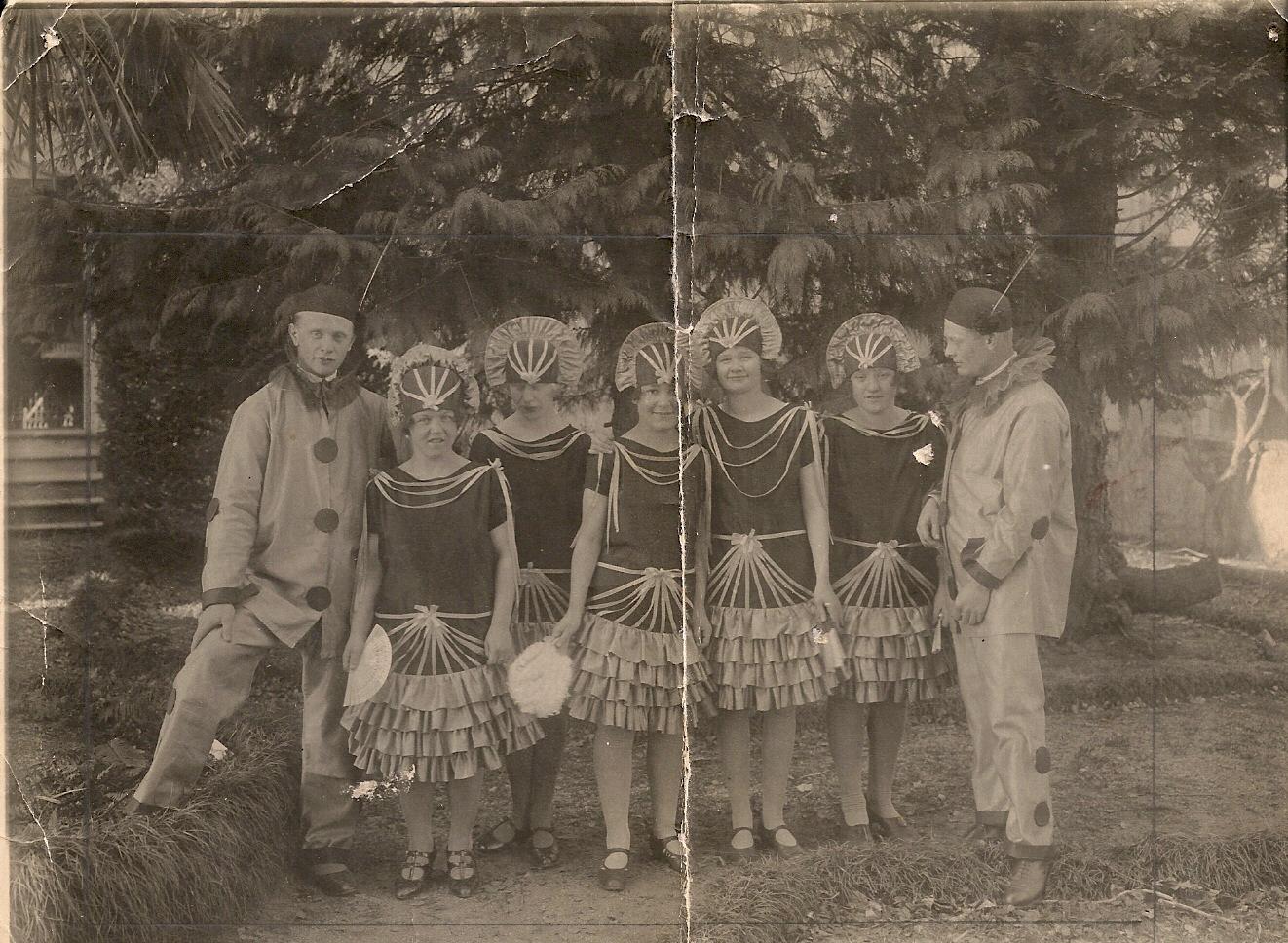 Carnevale Astanese 1930