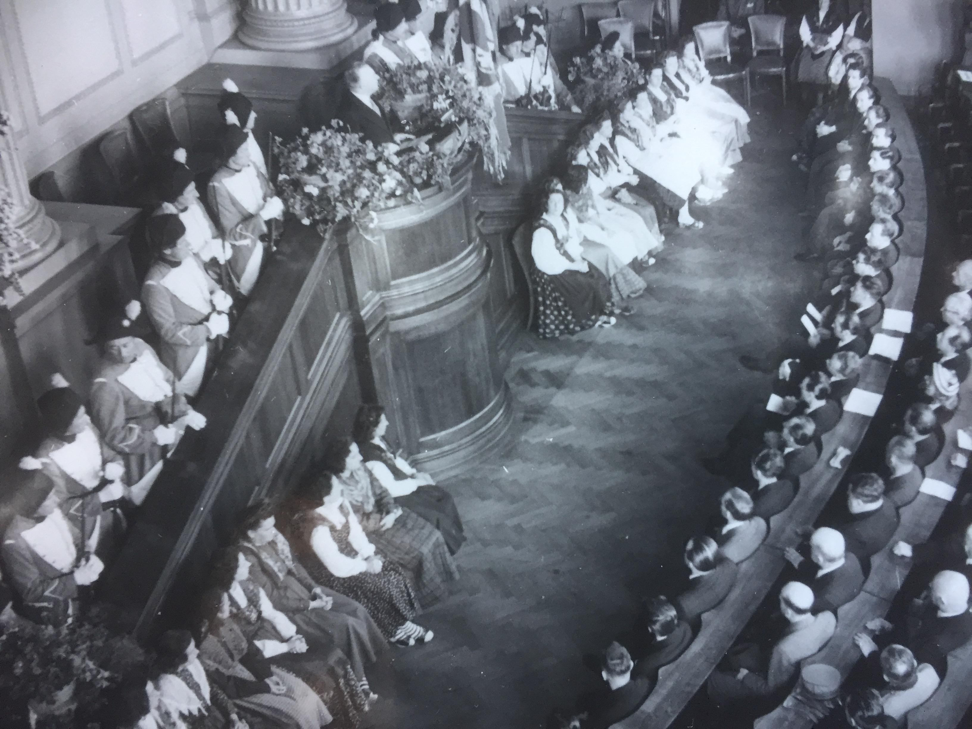 150° dell'Indipendenza Ticinese a Zurigo 1798-1948