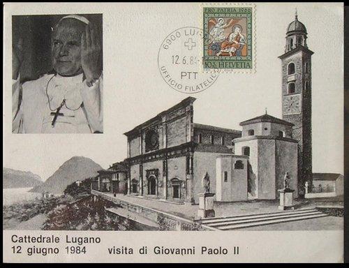 Il Papa a Lugano